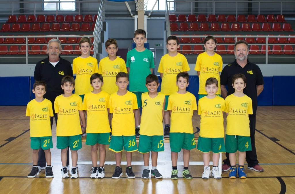 11. Ακαδημία Μπάσκετ 2009 q