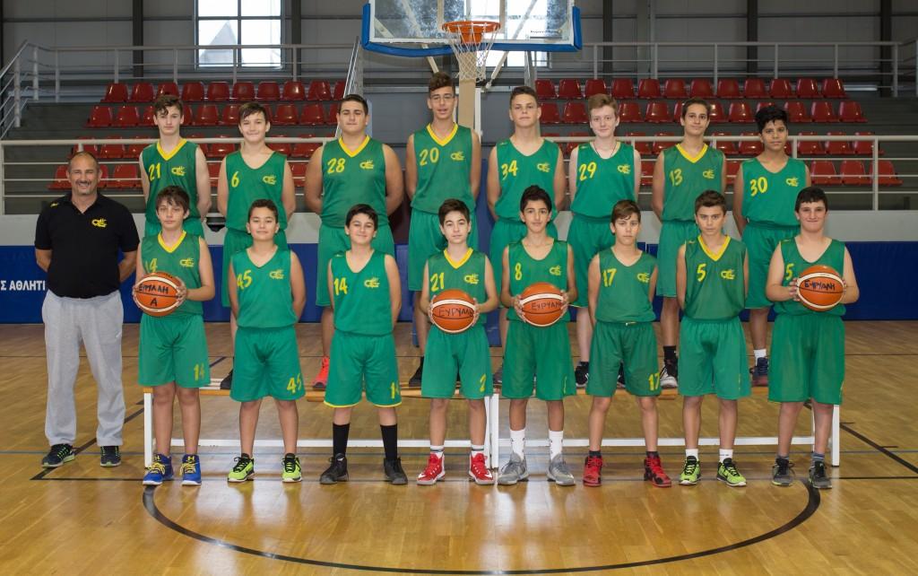 5. Ακαδημία Μπάσκετ 2003-2004 q