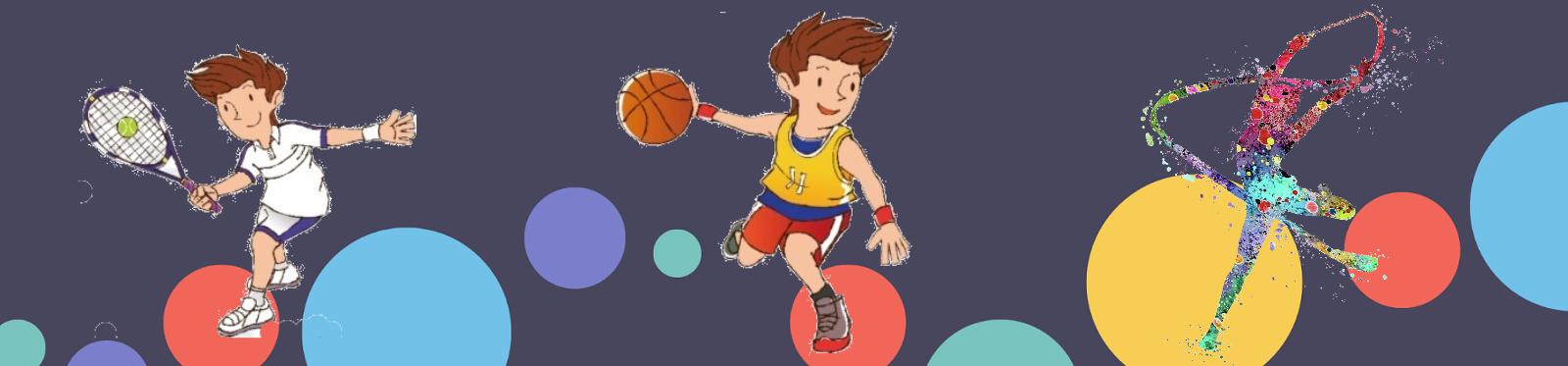 ηλεκτρονικές εγγραφές μπάσκετ, ρυθμική, τέννις